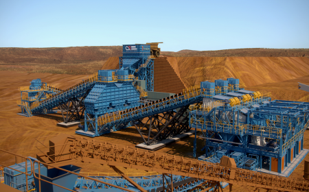 CSI  Mining Crushing  Plant