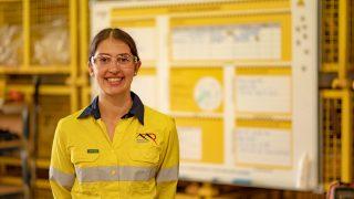 Emma Mineral Resources graduate