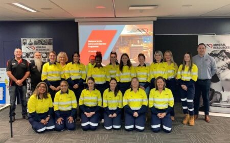 Mineral Resources Entry Level Operator Participants