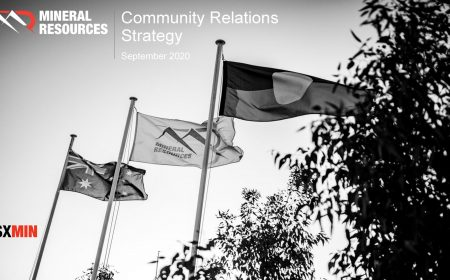 Mineral Resources Community Relations Strategy 2020