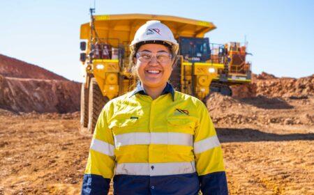 Mineral Resources employee at Wonmunna_