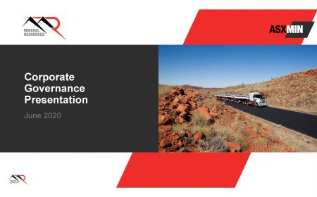 Mineral Resources Limited – Corporate Governance Presentation – June 2020 (002)_Page_01